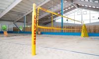 1x od. 2x 45 Min. Ballsport oder Badminton inkl. Saunanutzung für 2-12 Pers. im Return Sportpark (bis zu 62% sparen*)