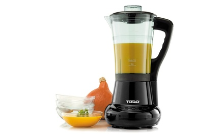 Todo all in one soup maker groupon goods - Puree au blender chauffant ...