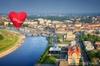 Ballon & Luftschiff Sachsen - Mehrere Standorte: Ballonfahrt-Event für ein oder zwei Personen inkl. Taufe und Urkunde mit der Ballon Crew Sachsen (bis zu 28% sparen*)