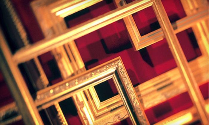 Willow Glen Art & Frame - Willow Glen: $49 for $150 Toward Custom Framing at Willow Glen Art & Frame