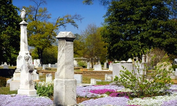 Historic Oakland Foundation - Grant Park: $10 for Two Tickets for a Guided Walking Tour at the Historic Oakland Cemetery (Up to $20 Value)