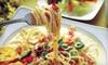 Up to 52% Off Italian Fare at Pio's Pasta Co.