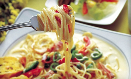 Italian Dinner for 2 (up to a $62.90 value) - Pio's Pasta Co.  in Gainesville