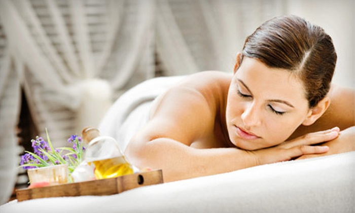 Eco Friendly Beauty Bar - North Raleigh: 60- or 90-Minute Aromatherapy Massage at Eco Friendly Beauty Bar (Up to 53% Off)