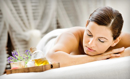 60-Minute Aromatherapy Massage (a $75 value) - Eco Friendly Beauty Bar in Raleigh