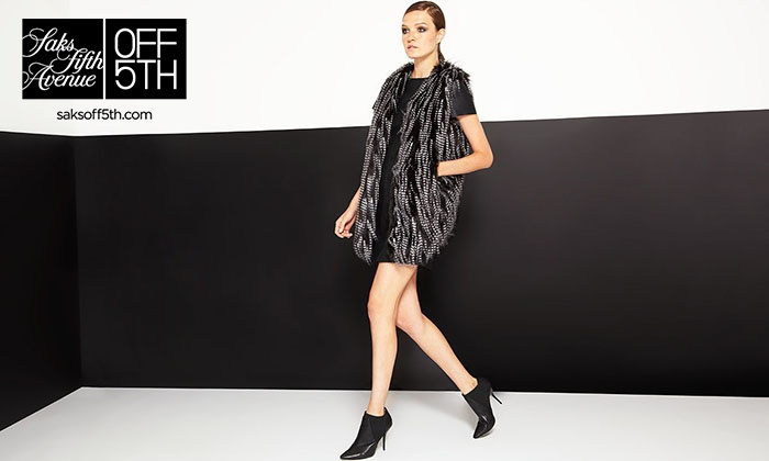 Saks Fifth Avenue OFF 5TH - Houston: $35 for $50 Worth of Designer Apparel at Saks Fifth Avenue OFF 5TH Stores and Online