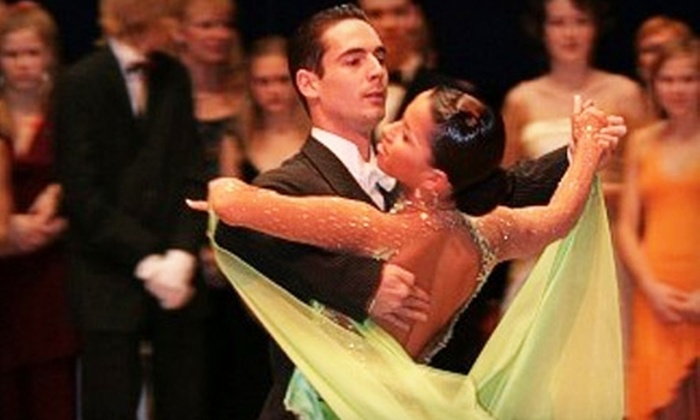 Art of Ballroom Dance Center - Sycamore: $30 for a Private Dance Lesson, Group Class, and Dance Party at Art of Ballroom Dance Center ($100 Value)
