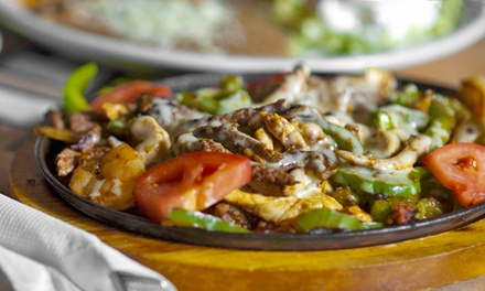 Mexican Food and Drinks for Two or Four at Casa Tequila Authentic Mexican Grill (50%Off)