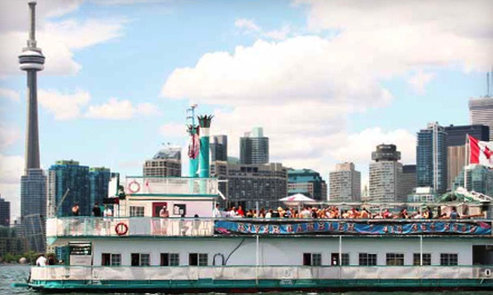 BlackSpades Entertainment - Downtown Toronto: $39 for Boat Cruise Aboard the River Gambler Hosted by BlackSpades Entertainment on August 6 ($99 Value)