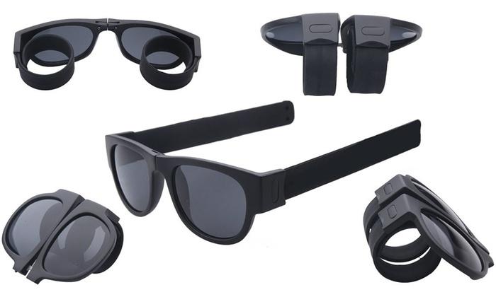 c39c8c62c2b Up To 75% Off Unisex Slap On Sunglasses
