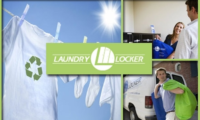 Laundry Locker, Inc - Multiple Locations: $20 for $50 Worth of Dry-Cleaning or Laundry Services From Laundry Locker
