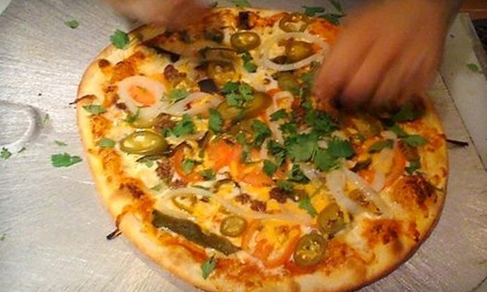 Greenville Avenue Pizza Company - Lowest Greenville: $15 for $30 Worth of Pizza at Greenville Avenue Pizza Co.