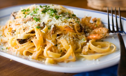 3-Course Italian Meal for 2 (up to a $53 total value) - The Pizzeria in Durham