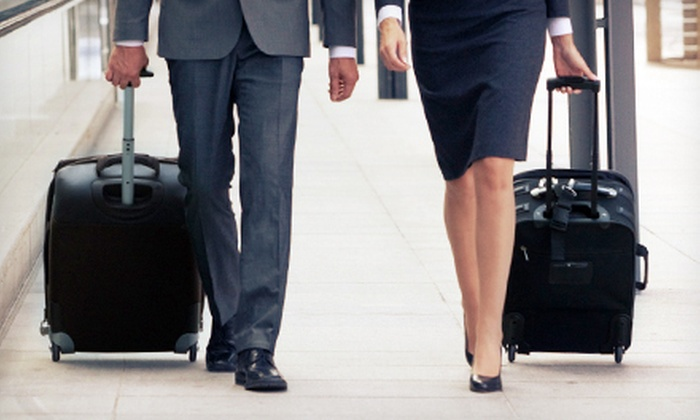 Robinson Luggage - Multiple Locations: $50 for $100 Worth of Luggage, Business Cases, and Handbags at Robinson Luggage in Philadelphia or Haverford