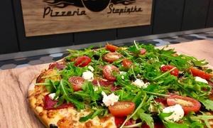 Pizzeria 105 Rzeszów: Dowolna pizza 45 cm od 24,99 zł w Pizzerii 105 Rzeszów (-37%)