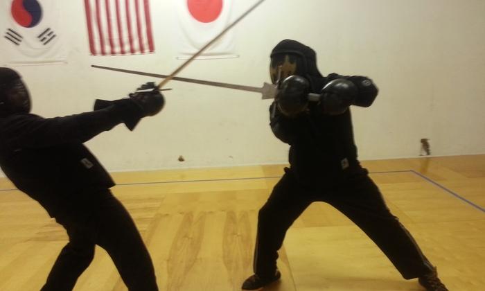 Cymbrogi Western Martial Arts - Grand Portland: $20 for $70 Worth of Martial-Arts Lessons — Cymbrogi Western Martial Arts