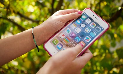 iPhone Screen <strong>Repair</strong>, Drone <strong>Repair</strong>, or Tempered Glass Installation at iParts and Phone <strong>Repairs</strong> (Up to 70% Off)
