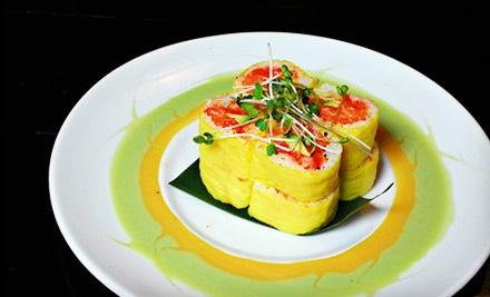 $30 Worth of Japanese Fare for Dinner - Koo in Danbury