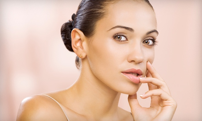 Platinum Image Spa - Downtown Los Angeles: $95 for a Post-Summer Skincare Package at Platinum Image Spa ($265 Value)