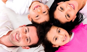 TRENDY-ART: £12 for a Family or Pet Photoshoot with a Framed Print at Trendy Art