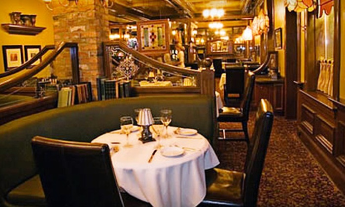 The Parlour - Stratford: $25 for $50 Worth of Gastropub Fare and Drinks at The Parlour in Stratford