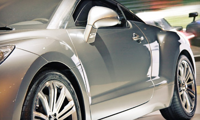 Foam Factory Hand Wash & Detail - Newtown: Auto Detailing at Foam Factory Hand Wash & Detail (Up to 68% Off). Four Options Available.