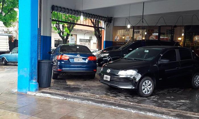 Sucre Carwash - Capital federal: Desde $479 por limpieza de tapizados completa con opción a limpieza de baúl + techo en Sucre Carwash