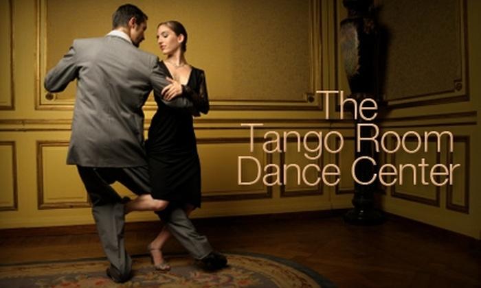 The Tango Room Dance Center - Sherman Oaks: $45 for Six Dance or Fitness Classes at The Tango Room Dance Center in Sherman Oaks