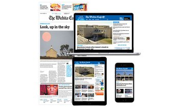 Up to 91% Off Subscriptions from The Wichita Eagle