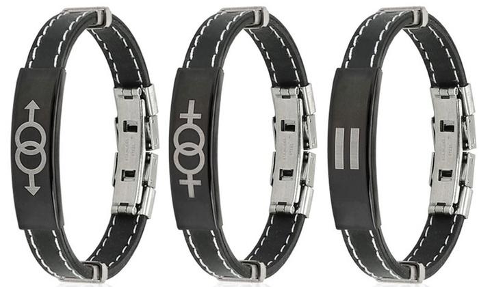 Gay Pride ID Bracelets: Gay Pride ID Bracelets