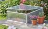 Aluminium Garden Cold Frame