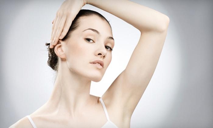 Rejuv Skin & Laser Clinic - Eagan: $129 For Six Laser Hair-Removal Treatments at Rejuv Skin & Laser Clinic in Eagan (Up to $850 Value)