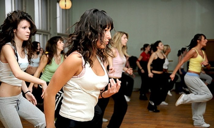 Stamford Athletic Club - Newfield - Westover - Turn of River: $30 for One Month of Unlimited Zumba Classes at Stamford Athletic Club ($82 Value)