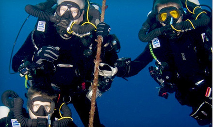 Dive Addicts - Draperville: Discover Scuba Class for One or Two at Dive Addicts in Draper (52% Off)