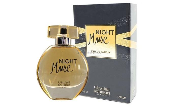 Femme 50ml Eaux De 1 Bourjois Ou Pour Parfum Night 2 Muse zpSMUV