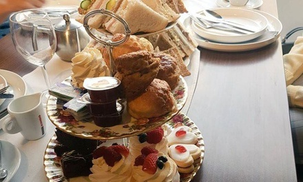 Traditional Afternoon Tea with Optional Prosecco for Two or Four at Rawlings Love to Eat