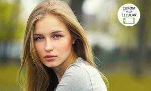 Magia da Beleza: Magia da Beleza – Centro:hidratação L´Oréal + escova modeladora (opção de corte)