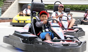 Up to 45% Off Fun-Park Outings at Funworks Modesto at Funworks, plus 6.0% Cash Back from Ebates.