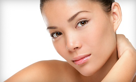 Choice of Detoxifying Body Wrap for the Abdomen and Back or a Classic Facial (up to a $75 value) - Forever Beauty Spa Suite in Curtis Bay