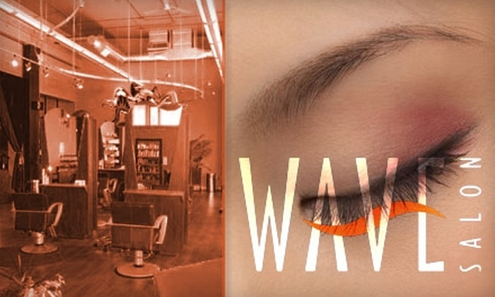 Wave Salon - Ecco: $10 Brow Wax from Jen at Wave Salon ($20 Value)