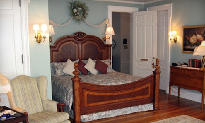 The Oliver Inn - West Washington: Two-Night Bed-and-Breakfast Stay Sunday–Thursday or Friday–Saturday at The Oliver Inn in South Bend (Half Off)