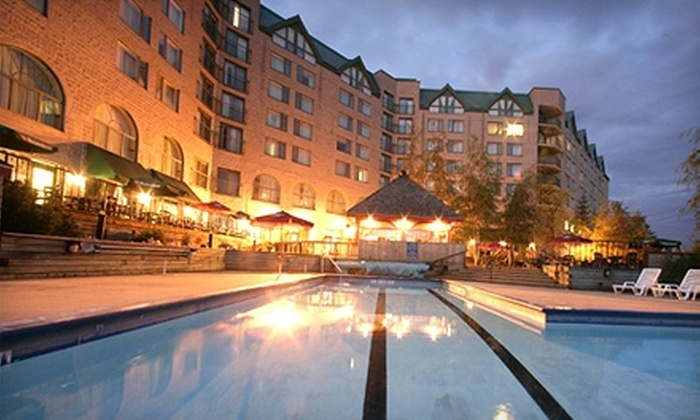 Delta Fredericton - Fredericton: Two-Night Stay and $30 Dining Credit at Delta Fredericton. Two Options Available.