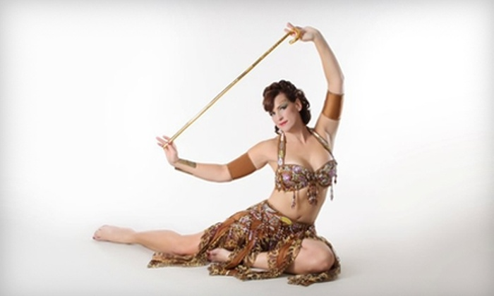 A Mirage Dance Company - Midwest City: $20 for a Belly-Dancing Workshop at A Mirage Dance Company ($40 Value)