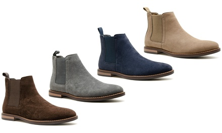 Oak and Rush Denver Mens Tailored Chelsea boot with Memory Foam Insole