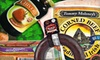 Tommy Moloney's Inc. - Evansville: Irish Meats, Groceries, and Gifts from Tommy Moloney's (Up to 57% Off). Two Options Available.