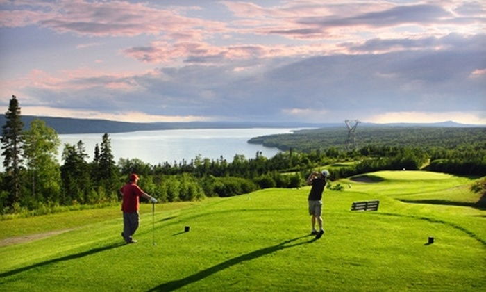 The Gander Golf Club - Gander: 18 Holes of Golf and Cart Rental for Two During the Week or the Weekend at The Gander Golf Club