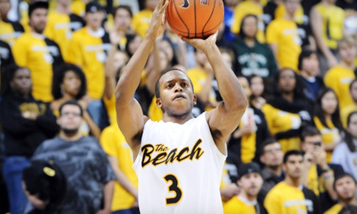 Long Beach State Athletics - Multiple Locations: One Ticket to a Long Beach State Men's Basketball Game or Choice of Sporting Event (Up to 58% Off)