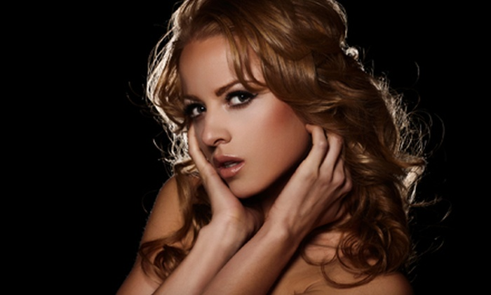 Tangles Hair Studio - Maryville: $40 for Cut, Style, and Color at Tangles Hair Studio in Maryville (Up to $90 Value)