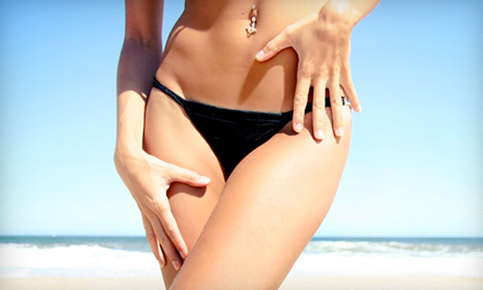 Sue's Hair Removal - Westchester: One or Two Sugaring Hair-Removal Treatments for Full Brazilian Area at Sue's Hair Removal in Westchester (Up to 65% Off)