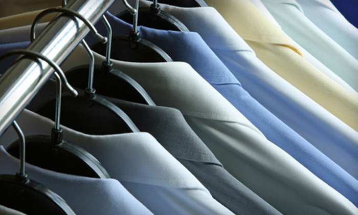 Coastal Cleaners - Branford: Eco-Friendly Dry Cleaning at Coastal Cleaners (Up to 55% Off). Three Options Available.
